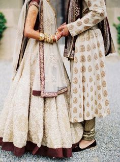 22 Ideas Indian Bridal Couple Outfit For 2019 Indian Wedding Ceremony, Big Fat Indian Wedding, South Asian Wedding, Desi Wedding, Indian Wedding Outfits, Indian Outfits, Indian Weddings, Bride Indian, Tan Wedding