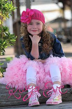 Kaiya Eve Pink Pettiskirt