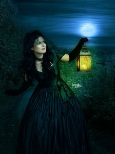 Night Lantern by KryseisRetouche