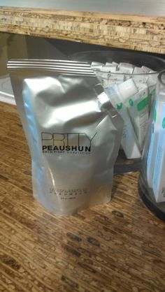 """""""Hasn't anyone told you you have beautiful skin?"""" they will when you use PRTTY Peaushun body lotion...we can't get enough of this magic po-shun! Definitely on our list of W3LL WORTHY green beauty products."""