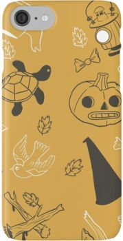 Over the Garden Wall Pattern iPhone 7 Cases