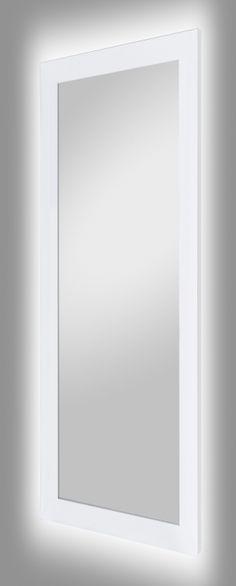Miroir à éclairage LED RONNY