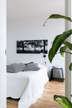 Inspiring Interiors: Simple Home in Malmö