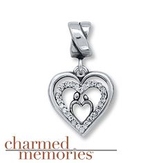 Hint, Hint....Charmed Memories Mother and Child Charm Sterling Silver for my Pandora bracelet.