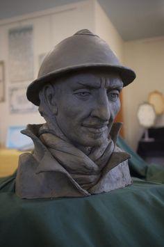 Massimo Signori - sculpture 1^ guerre