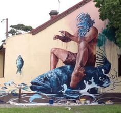 by Fintan Magee in Sydney, 2/15 (LP)