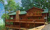 Large Group Cabins Pigeon Forge, TN Retreat Cabins Wears Valley, Gatlinburg Cades Cove Large Group Cabin