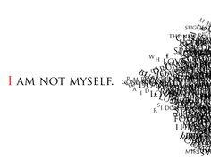 I am not myself by ~OrigamiSuicida on deviantART