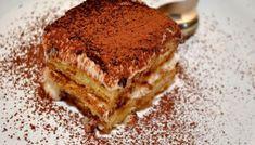 Trifle cu zmeură — Adi Hădean Pavlova, Trifle, Sweet Recipes, Tiramisu, Fondant, Deserts, Dessert Recipes, Food And Drink, Cooking Recipes