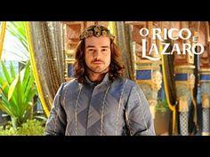 Porque na novela 'O Rico e Lázaro' só cita Judá? Cadê as outras tribos? ...