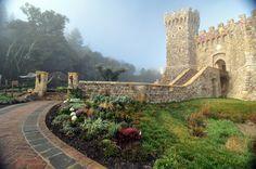 Castello di Amorosa Winery - Napa Valley, California