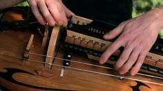 Interesting Music from a Hurdy Gurdy