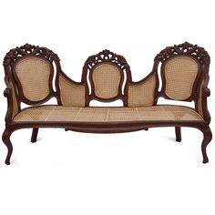 Antique Chairs, Antique Furniture, Filipino, Accent Pieces, Sale Items, Wood Art, Love Seat, Armchair, Auction