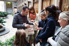 dalla #Bogianen #bag escono i golosi assaggi del #tour del #cioccolato