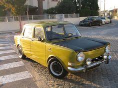 Simca - 1000 Rallye 2 - 1972