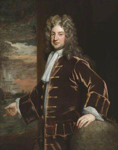 1710,  Admiral George Delaval (1668–1723), MP