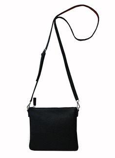 Käsilaukku Emma, musta - Ratiashop