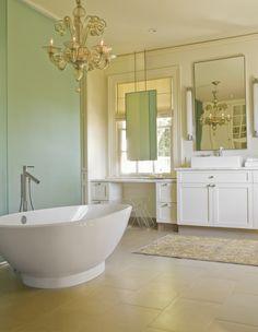 contemporary Victoria & Albert tub