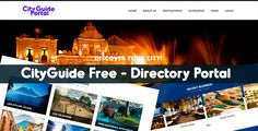 City Guide Portal - Free Directory Listing - https://codeholder.net/item/php-scripts/city-guide-portal-free-directory-listing