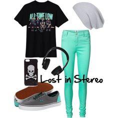Make it a Fall Out Boy Shirt