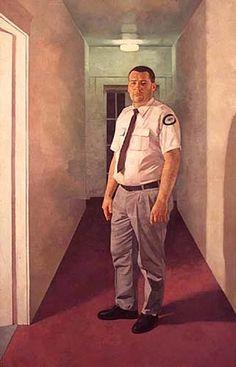 No. 97: Security Guard
