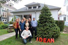 Idean Palo Alto housewarming party, Dec 2012
