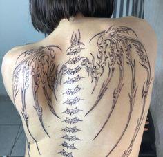 Dope Tattoos, Pretty Tattoos, Mini Tattoos, Anime Tattoos, Body Art Tattoos, Small Tattoos, Tatoos, Cool Back Tattoos, Lower Back Tattoo