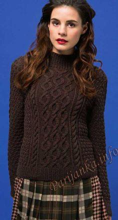 Пуловер 50*211 FAM №4670