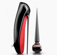 French designer Christian Louboutin introduced his namesake label in 1991, and his sensual and feminine shoes with vibrant red-lacquered soles are