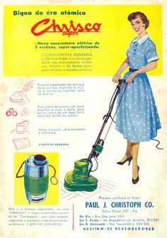 Chrisco Super - Digna da era atômica (1954)