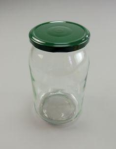 Schraubglas 900ml mit Deckel 82mm