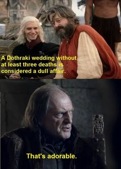 game of thrones weddings..