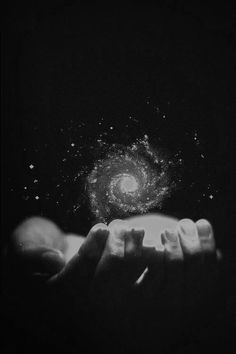 the power of universe are in your hands