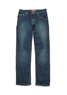Lee Roost Handsand  ular Fit Straight Leg Jeans Boys 8-20