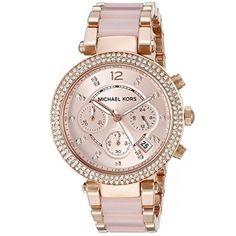 Michael Kors Women's Delray Watch - Rose Gold