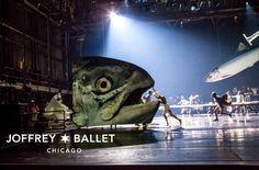 The Joffrey Ballet   Midsummer Night's Dream   Photography by Cheryl Mann