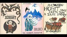 J・R・R・トールキン作品のビンテージな表紙イラストや挿絵いろいろ - DNA