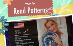 Learning to read patterns for many new and experienced crocheters can be a daunting task. Speaking for myself, I learned how to crochet when I was 14 and went nearly 20 years before I could read a pattern. When I first started crocheting, I learned h