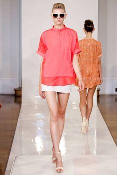 Christian Blanken Spring 2013 RTW Collection - Fashion on TheCut