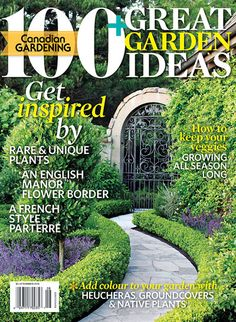 great garden ideas: Get inspired by rare and unique plants; an English manor flower border; a French-style parterre; colourful heucheras and groundcovers; native plants and more! Growing Veggies, Growing Plants, Garden Projects, Garden Ideas, Backyard Ideas, Long Flowers, Gym Food, English Manor, Unique Plants