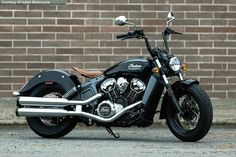 2016 Indian Scout.