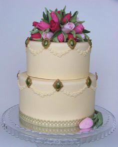 Элегантные торты Любы Златковой