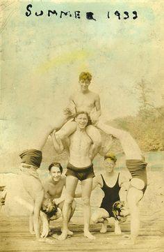summer, 1933