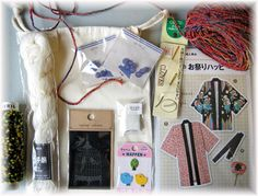 Tokyo crafting finds from Seibu depato in Shibuya and Nippori