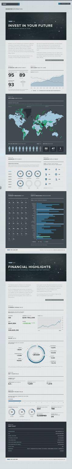 webdesign, graphic, color palettes, weyland industri