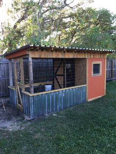 Diy inspiration - 46 creative chicken coop ideas on a budget (29)