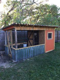 Diy inspiration - 46 creative chicken coop ideas on a budget (29)