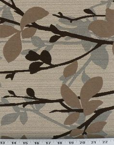 Willow Umber   Online Discount Drapery Fabrics and Upholstery Fabric Superstore!