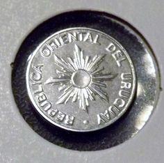 1989 - Uruguay - 5 Nuevo Peso - MBC030 - KM#92