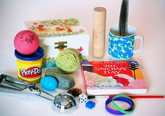 Quick and Easy Scavenger Hunt - Things to Make and Do, Crafts and Activities for Kids - The Crafty Crow